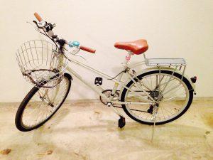 マジシャンの自転車