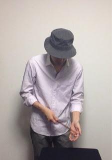 最近の帽子