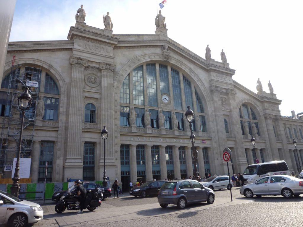 Paris Gare du Nord(北駅)
