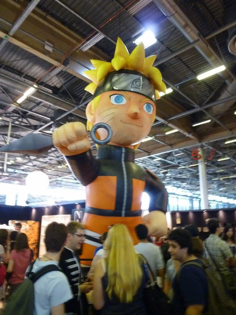 JAPAN EXPO 2011 naruto