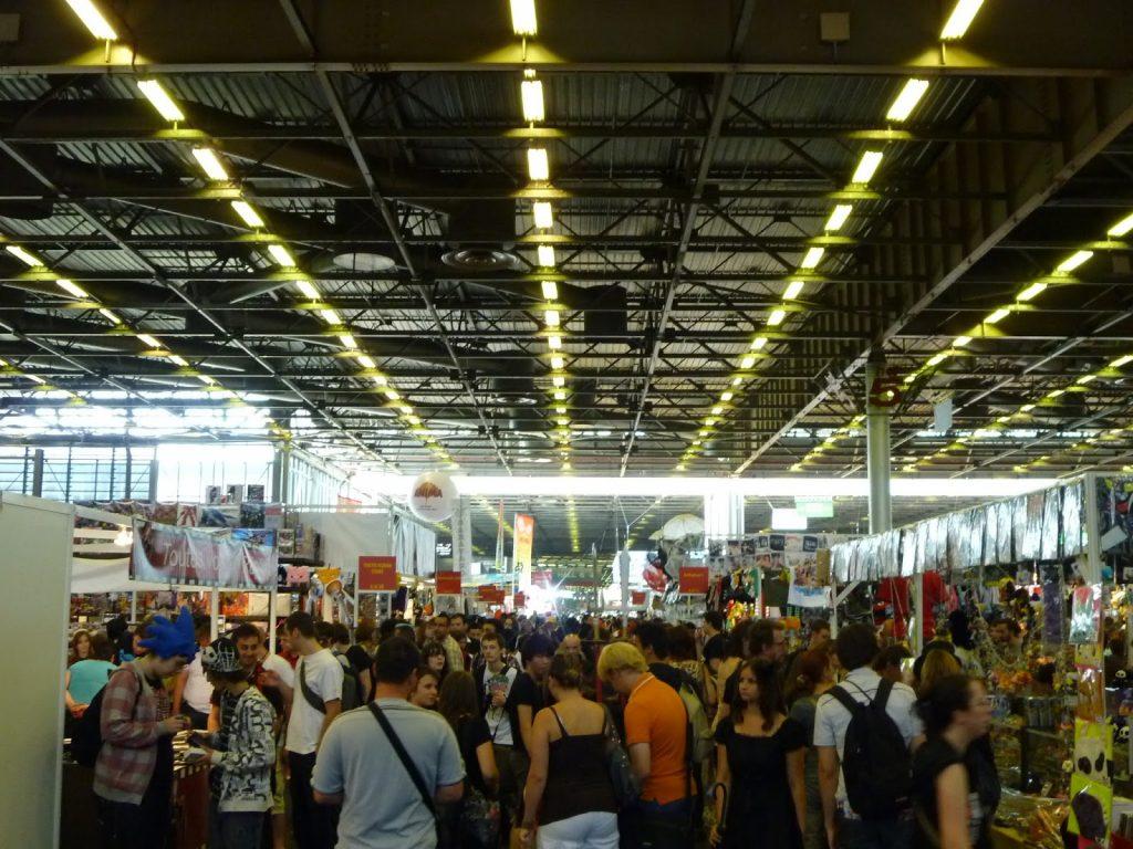 JAPAN EXPO 2011 会場