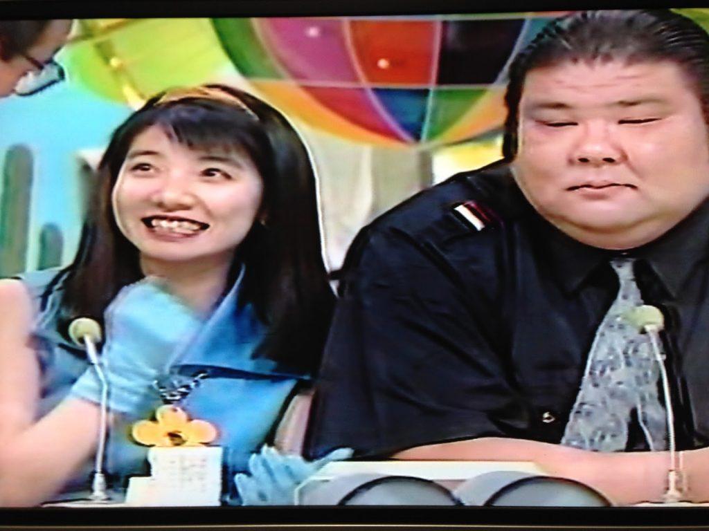 ルーバー・フィドラー なるほど・ザ・ワールド 松居直美と若松親方(朝潮)/Lubor Fiedler Naruhodo! The World(Japanese TV Show) 30