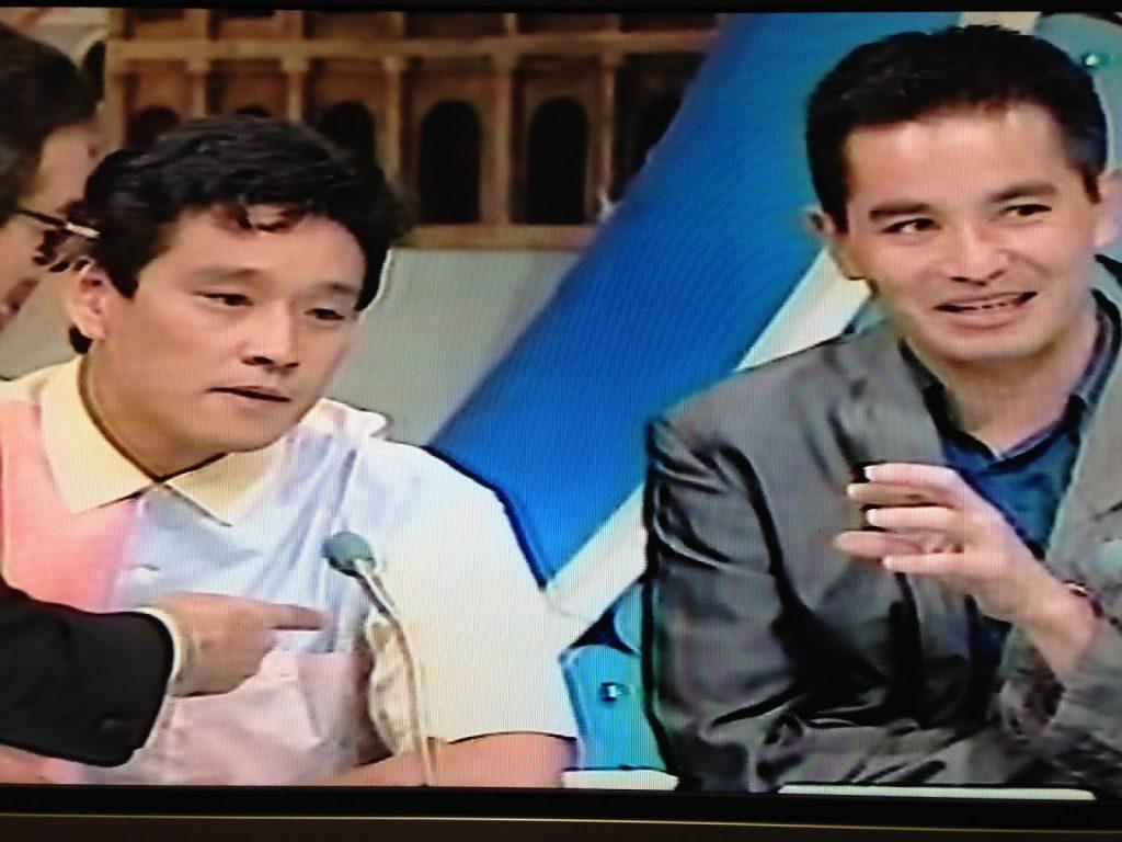 ルーバー・フィドラー なるほど・ザ・ワールド 栗山英樹と定岡正二/Lubor Fiedler Naruhodo! The World(Japanese TV Show) 31