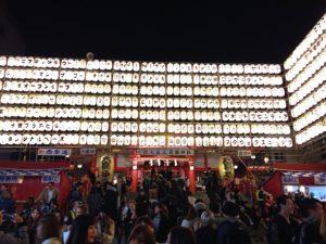 新宿花園神社酉の市