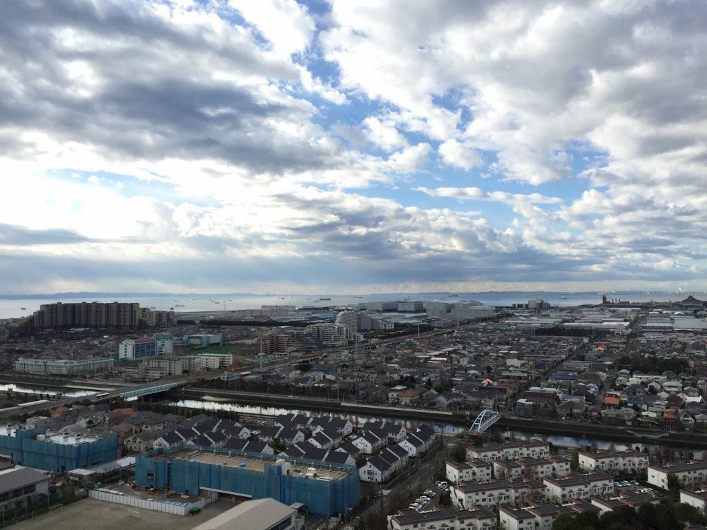 浦安の風景