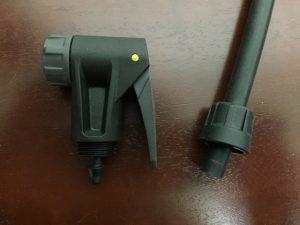 TOPEAKのJoeBlow Max HPⅡ ヘッド交換