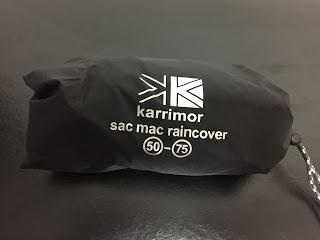 グローブ トロッター オリジナル スーツ ケース 26インチ / GLOBE TROTTER ORIGINAL SUIT CASE 26 inch とKrrimor sac mac raincover