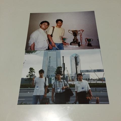 FISM横浜大会の時に撮っ写真