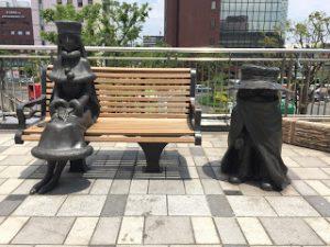 北九州の哲郎とメーテル