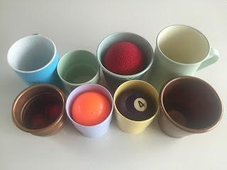 カップアンドボールに使えるカップ