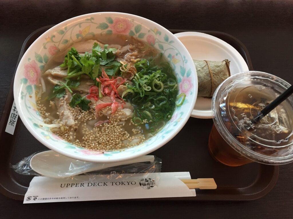 ベトナム料理 羽田空港 アッパーデッキトウキョウ6周年 記念イベント/ 出張マジシャンひろしつ