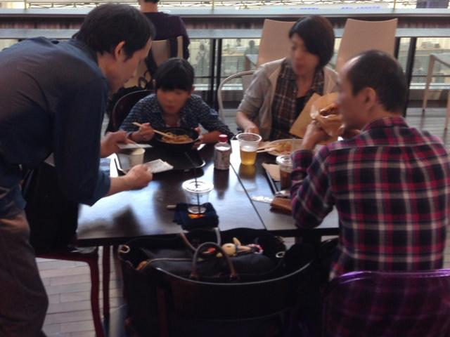 テーブルホッピング マジシャン in 羽田空港 アッパーデッキトウキョウ6周年 記念イベント