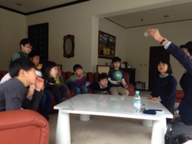 子供のお誕生日会にマジシャン出張、派遣マジックショー in 東京都青梅市