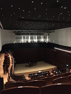 浦安音楽ホール 2Fから撮影