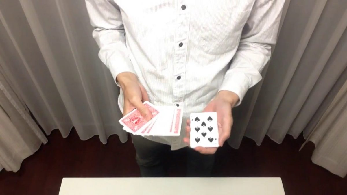 カードの移動と入替り by バイシクルのエリートエディション