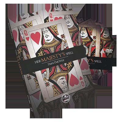 Her Majesty's Spell by Dani DaOrtiz(ダニ・ダオルティス)購入