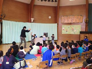 幼稚園でカードと風船 / マジシャンえいち
