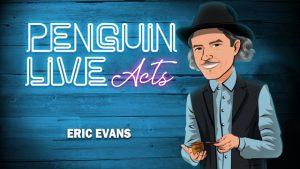 Eric Evans LIVE ACT (Penguin LIVE)