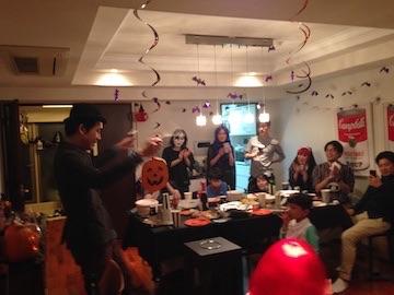 ホームパーティー・少人数パーティー マジシャン出張、派遣マジックショー