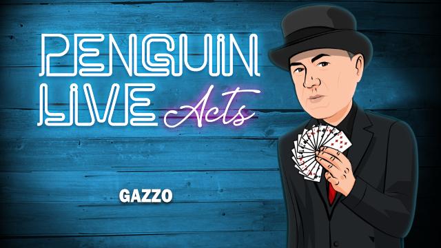 Gazzo LIVE ACT (Penguin LIVE)