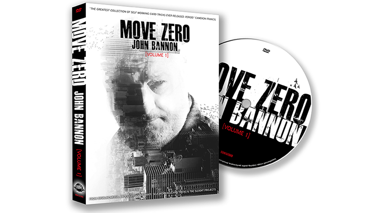 Move Zero (Vol 1) by John Bannon and Big Blind Media6