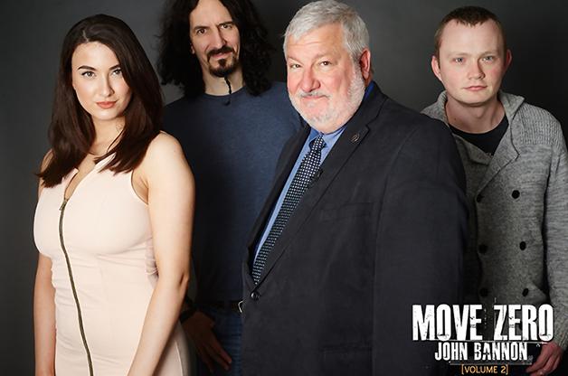 Move Zero (Vol 2) by John Bannon and Big Blind Media 3