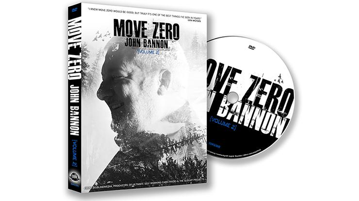 Move Zero (Vol 2) by John Bannon and Big Blind Media full