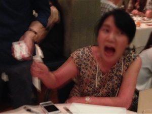 七夕パーティー マジシャン