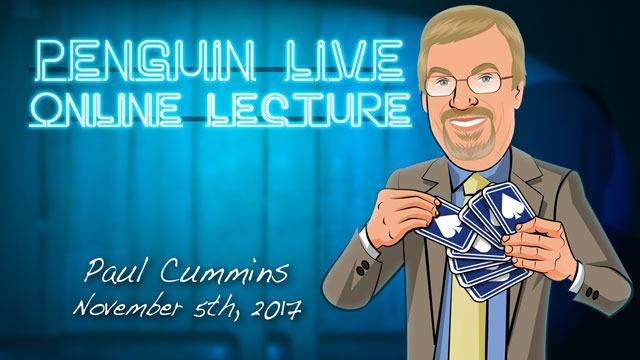 Paul Cummins LIVE (Penguin LIVE)