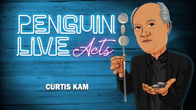 Curtis Kam LIVE ACT (Penguin LIVE)