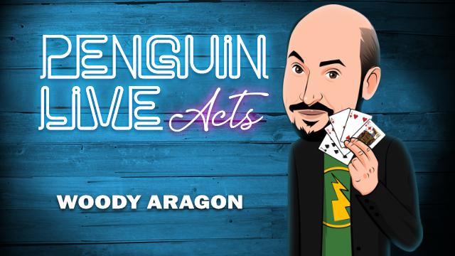 Woody Aragon LIVE ACT 鑑賞 感想