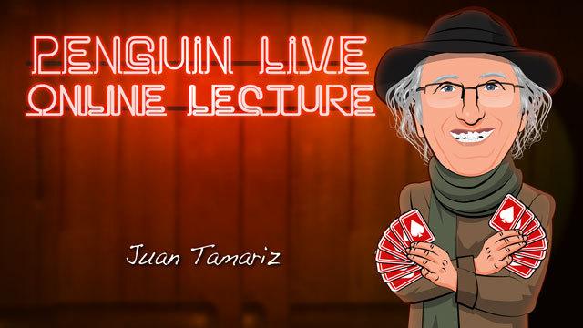 Juan Tamariz LIVE