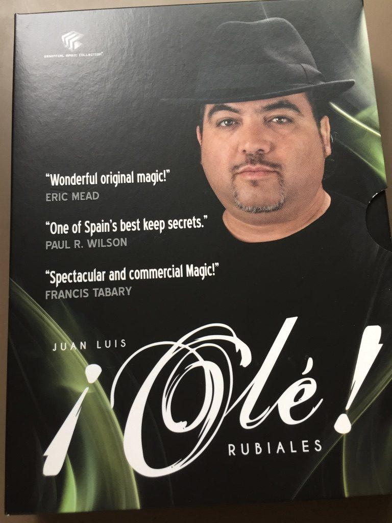 OLÉ by Juan Luis Rubiales DVD