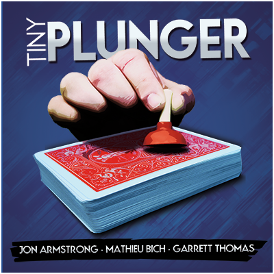 Tiny Plunger by Mathieu Bich, Jon Armstrong and Garrett Thomas
