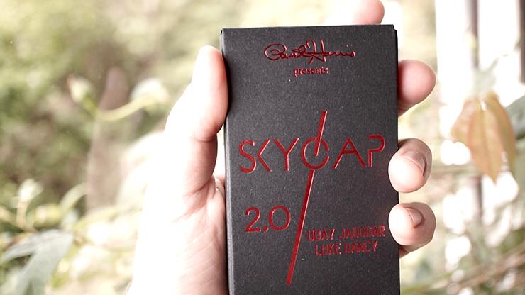 Skycap 2.0 (White) by Uday Jadugar and Luke Dancy