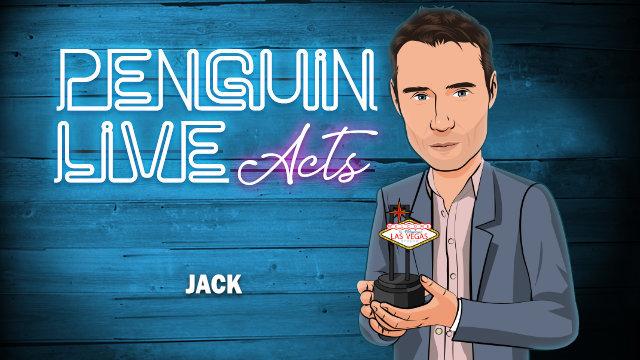 Jack LIVE ACT (Penguin LIVE)