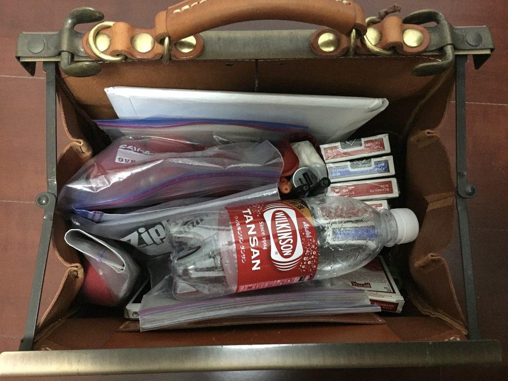 マジシャンの鞄の中 HERZ 2wayガレージミニボストンバッグ(P-6-S)