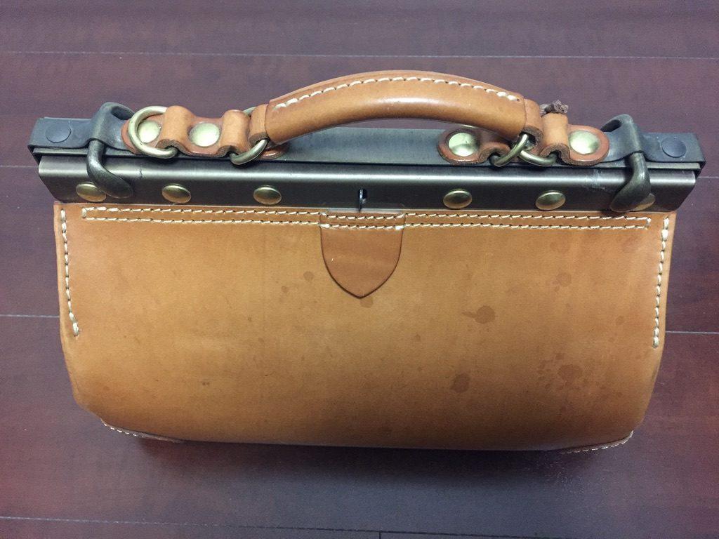 マジシャンの鞄 HERZ 2wayガレージミニボストンバッグ(P-6-S)