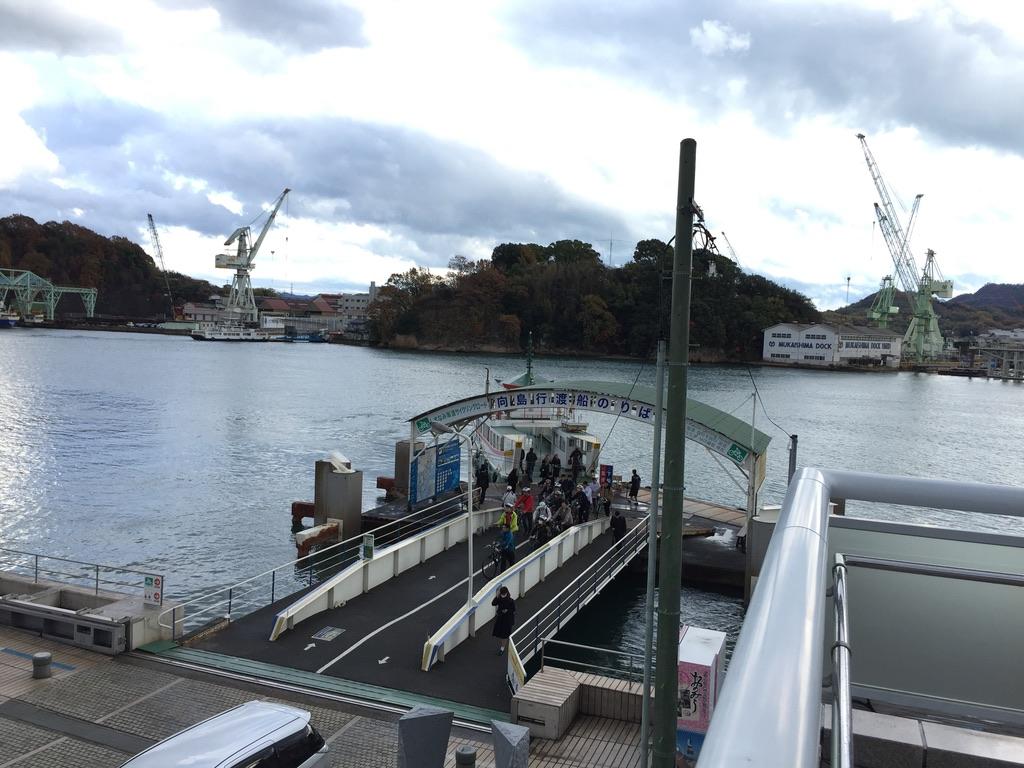 駅前渡し舟