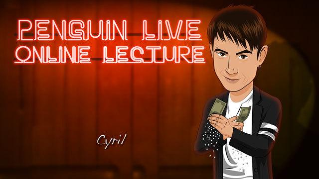 Cyril LIVE 2 (Penguin LIVE)