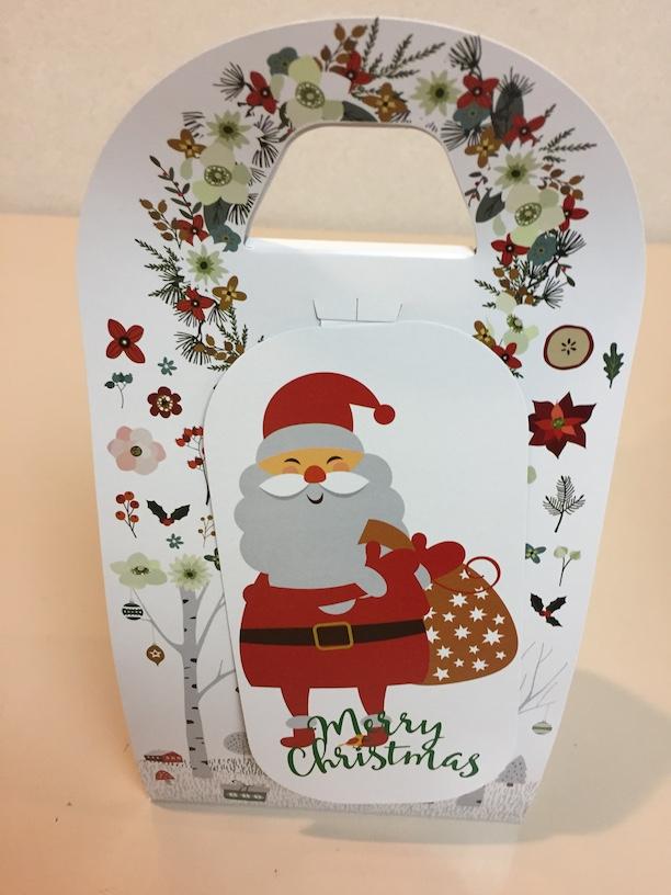 マジシャン出張、派遣 クリスマスプレゼント サンタ