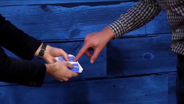 Super Fair Card Trick