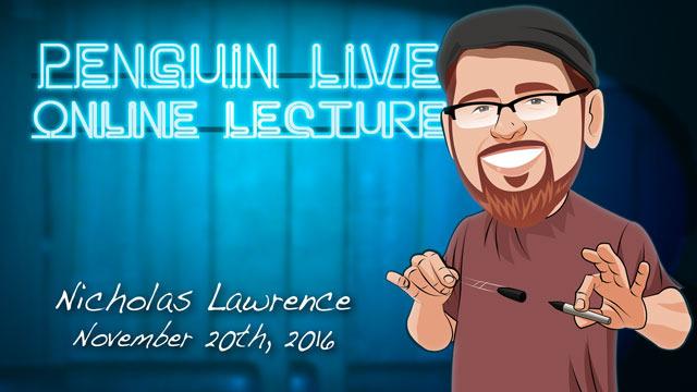 Nicholas Lawrence LIVE (Penguin LIVE)