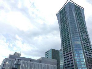 渋谷公会堂跡地のタワー賃貸マンション