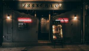 フレンチ ドロップ / French Drop