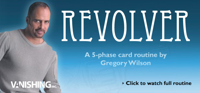 Revolver Gregory Wilson