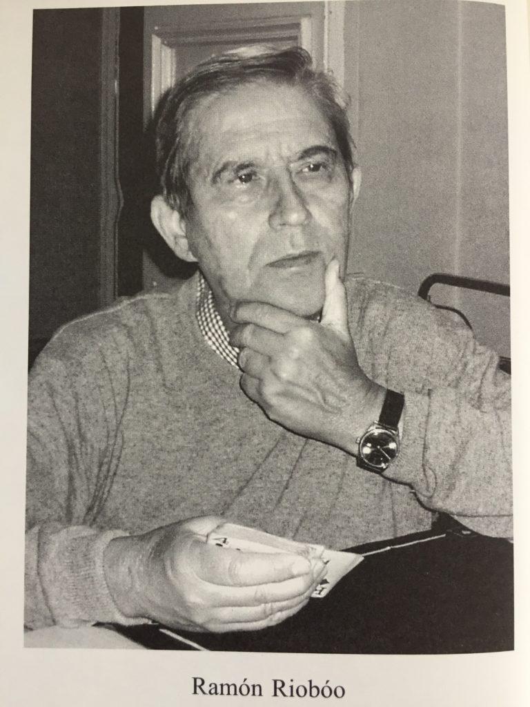 Ramón Riobóo / ramon rioboo