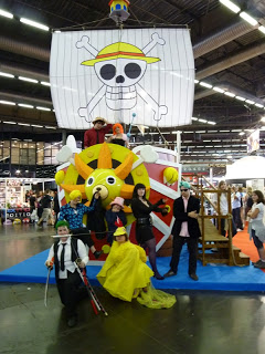 パリ ジャパンエキスポ2011