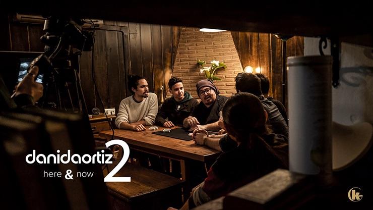 Here & Now 2 (4 DVD Set) by Dani DaOrtiz レビュー1
