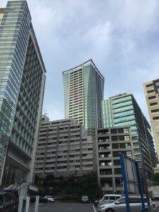 渋谷公会堂跡地のタワーマンション